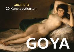 Postkartenbuch Francisco de Goya von Francisco de Goya