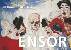Postkartenbuch James Ensor von Ensor,  James