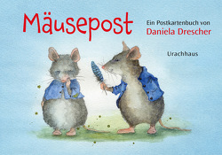 Postkartenbuch »Mäusepost« von Drescher,  Daniela