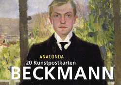 Postkartenbuch Max Beckmann