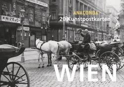 Postkartenbuch Wien von Anaconda