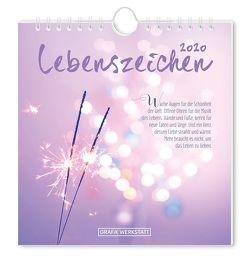 "Postkartenkalender 2020 ""Lebenszeichen"""