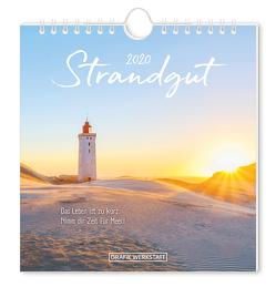"Postkartenkalender 2020 ""Strandgut"""