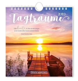 "Postkartenkalender 2020 ""Tagträume"""