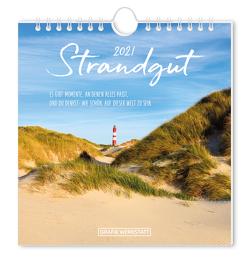 "Postkartenkalender 2021 ""Strandgut"""