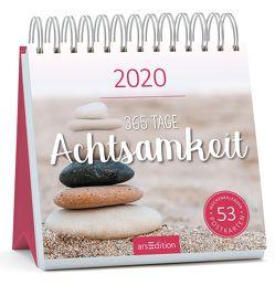 Postkartenkalender 365 Tage Achtsamkeit 2020 – Wochenkalender mit abtrennbaren Postkarten
