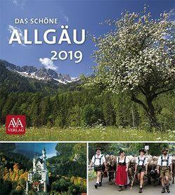 Postkartenkalender Allgäu