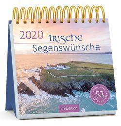 Postkartenkalender Irische Segenswünsche 2020