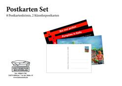 Postkartenkrimis Holle von Hartmann,  Sabine