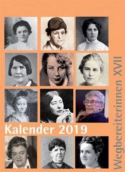 Postkartenset: Wegbereiterinnen XVII von Notz,  Gisela