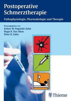 Postoperative Schmerztherapie von Becker,  Monika, Brodner,  Gerhard, Pogatzki-Zahn,  Esther, Van Aken,  Hugo Karel, Zahn,  Peter