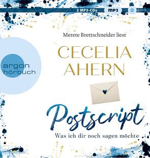 Postscript – Was ich dir noch sagen möchte von Ahern,  Cecelia, Brettschneider,  Merete, Strüh,  Christine