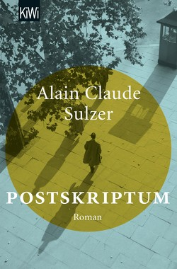 Postskriptum von Sulzer,  Alain Claude