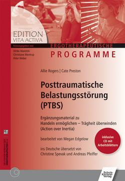 Posttraumatische Belastungsstörungen (PTBS) von Megan,  Edgelow, Pfeiffer,  Andreas, Preston,  Cate, Rogers,  Allie, Spevak,  Christine