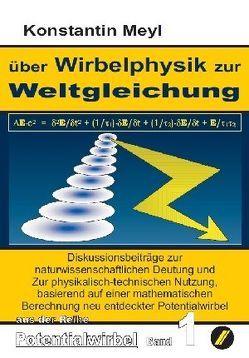 Potentialwirbel Band 1 von Meyl,  Konstantin