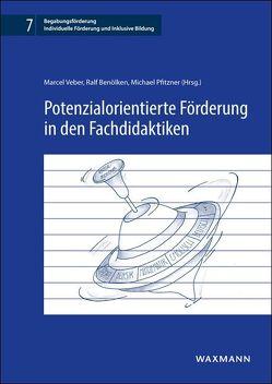 Potenzialorientierte Förderung in den Fachdidaktiken von Benölken,  Ralf, Pfitzner,  Michael, Veber,  Marcel