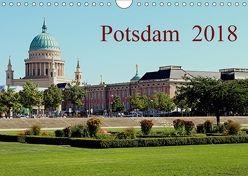 Potsdam 2018 (Wandkalender 2018 DIN A4 quer) von Witkowski,  Bernd