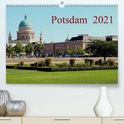 Potsdam 2021 (Premium, hochwertiger DIN A2 Wandkalender 2021, Kunstdruck in Hochglanz) von Witkowski,  Bernd