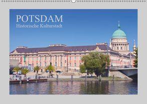 POTSDAM Historische Kulturstadt (Wandkalender 2019 DIN A2 quer) von Viola,  Melanie