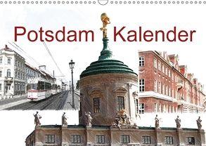Potsdam Kalender (Wandkalender 2018 DIN A3 quer) von Witkowski,  Bernd