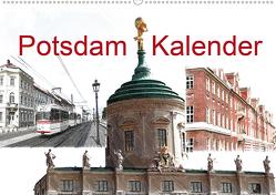Potsdam Kalender (Wandkalender 2020 DIN A2 quer) von Witkowski,  Bernd