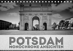 POTSDAM Monochrome Ansichten (Tischkalender 2018 DIN A5 quer) von Viola,  Melanie