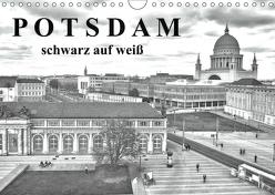 Potsdam schwarz auf weiß (Wandkalender 2019 DIN A4 quer) von Witkowski,  Bernd