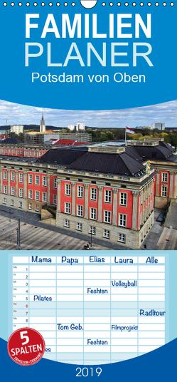 Potsdam von Oben – Familienplaner hoch (Wandkalender 2019 , 21 cm x 45 cm, hoch) von Witkowski,  Bernd