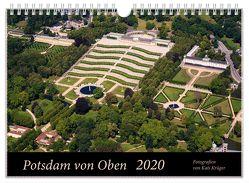 Potsdam von Oben von Krüger,  Kati
