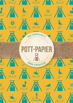 Pott-Papier von Rungwerth,  Britta