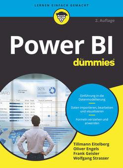 Power BI für Dummies A2 von Eitelberg,  Tillmann, Engels,  Oliver, Geisler,  Frank, Straßer,  Wolfgang