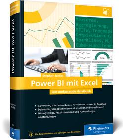 Power BI mit Excel von Nelles,  Stephan