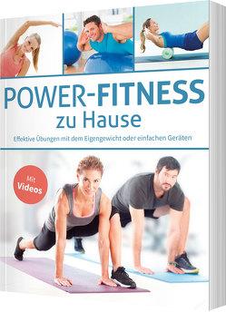 Power-Fitness zu Hause von Hangst,  Matthias, Hempel,  Susann