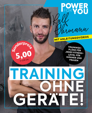 Power for YOU – TRAINING OHNE GERÄTE!
