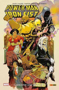 Power Man und Iron Fist von Bondoc,  Elmo, Greene,  Sanford, Kronsbein,  Bernd, Walker,  David