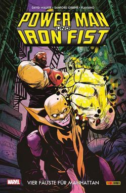 Power Man und Iron Fist von Greene,  Sanford, Kronsbein,  Bernd, Walker,  David F.