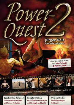 Power-Quest 2 von Hoffmann,  Anne K., Reis,  Jürgen