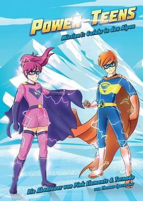 Power-Teens von Sperneder,  Thomas