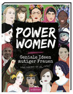 Power Women – Geniale Ideen mutiger Frauen von Jaeger,  Andreas