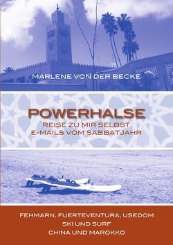 Powerhalse von von der Becke,  Marlene