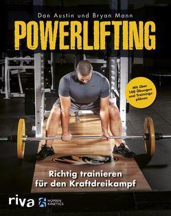 Powerlifting von Austin,  Dan, Mann,  Bryan
