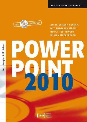 PowerPoint 2010 von Hunger,  Lutz