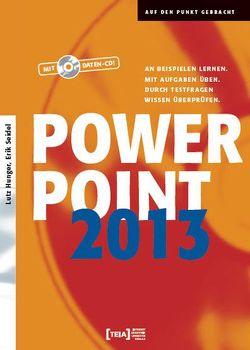 PowerPoint 2013 von Hunger,  Lutz