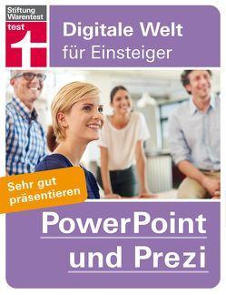 PowerPoint und Prezi von Lamprecht,  Peter Claus