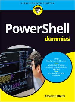 PowerShell für Dummies von Dittfurth,  Andreas