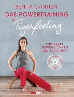 Powertraining mit Tigerfeeling von Cantieni,  Benita