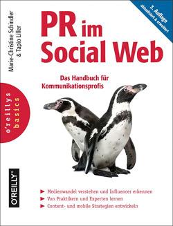 PR im Social Web von Liller,  Tapio, Schindler,  Marie-Christine