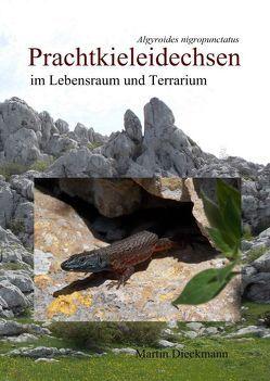 Prachtkieleidechsen von Dieckmann,  Martin