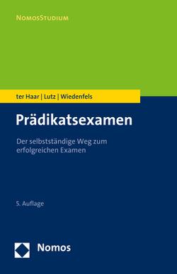 Prädikatsexamen von Lutz,  Carsten, ter Haar,  Philipp, Wiedenfels,  Matthias