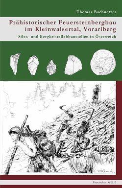 Prähistorischer Feuersteinbergbau im Kleinwalsertal, Vorarlberg von Bachnetzer,  Thomas, Stadler,  Harald